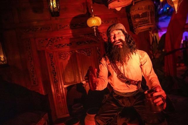 Der Europa-Park hat die Piraten in Batavia wieder eröffnet