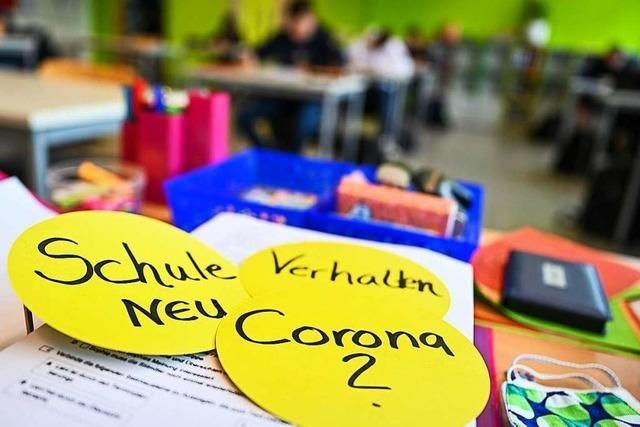 Landeskultusministerium zieht eine Bilanz des Corona-Schuljahres