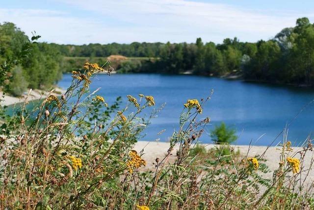 Neuenburg erwägt Baggersee-Sperrung wegen Corona-Verstößen