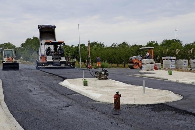 Straßensperrung wird verlängert