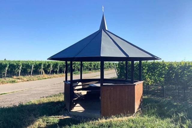Ihringen erlässt Regeln für die Nutzung von Hütten und Grillplätzen