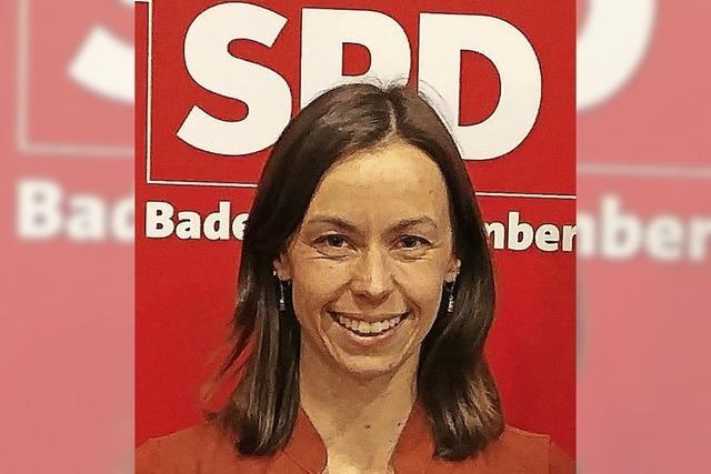 Jennifer Sühr führt die SPD