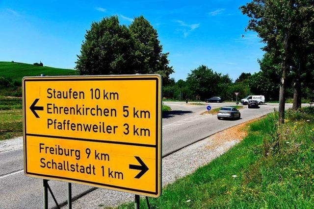 Urteil zum Ebringer Kreisel stößt in Pfaffenweiler auf harsche Kritik