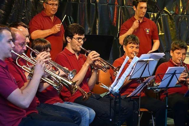 Das Platzkonzert des Musikvereins Karsau wurde nicht genehmigt