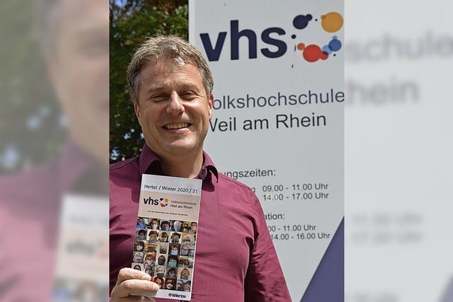 VHS startet mit 310 Angeboten ins Semester