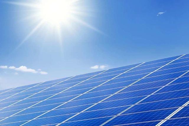 Fraktionen bleiben beim Thema Photovoltaikanlagen beharrlich
