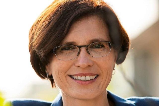 Christine Buchheit will ins Freiburger Rathaus