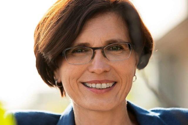Christine Buchheit könnte nächste Umweltbürgermeisterin werden