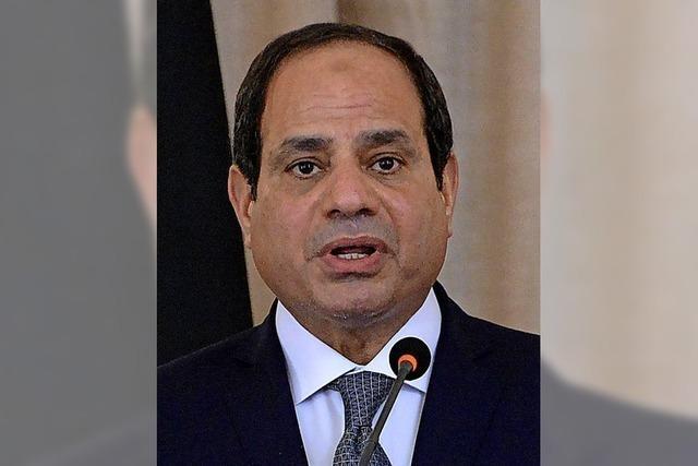 Wird Ägypten in Libyen militärisch intervenieren?