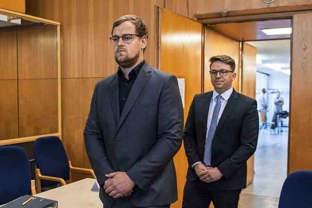 Walter Lübckes Sohn sagt im Mordprozess aus