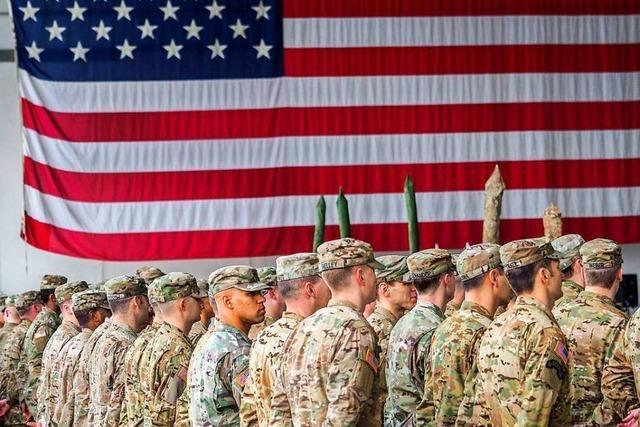 Einzelheiten zu US-Truppenabzug aus Deutschland erwartet