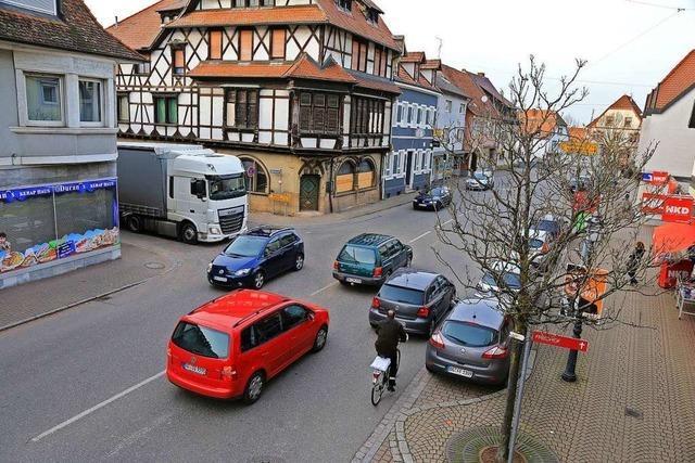 Neue Kreisstraße als B3-Umfahrung bleibt Streitthema