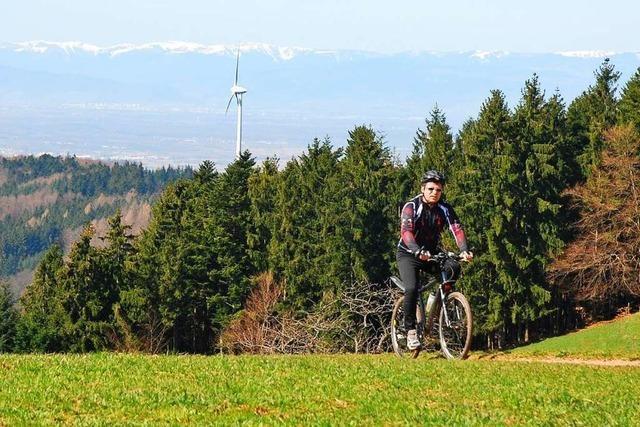 Radfahren: Zehn Touren von Lahr aus ins Umland und bis ins Elsass