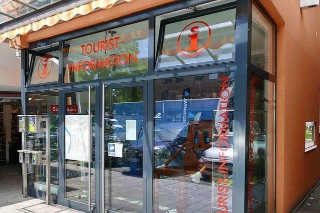 Weil am Rhein schließt seine Tourist-Information