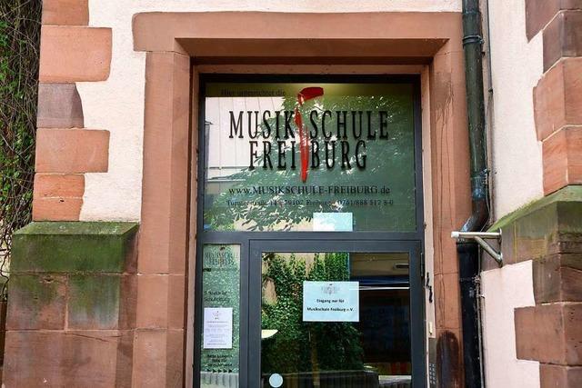 Die Musikschule Freiburg hofft auf Solidarität und Unterstützung