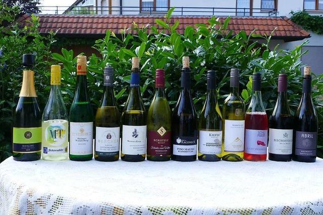 Bis zum 2. August kann die Weinbox für die Wein-Fass-Bar bestellt werden