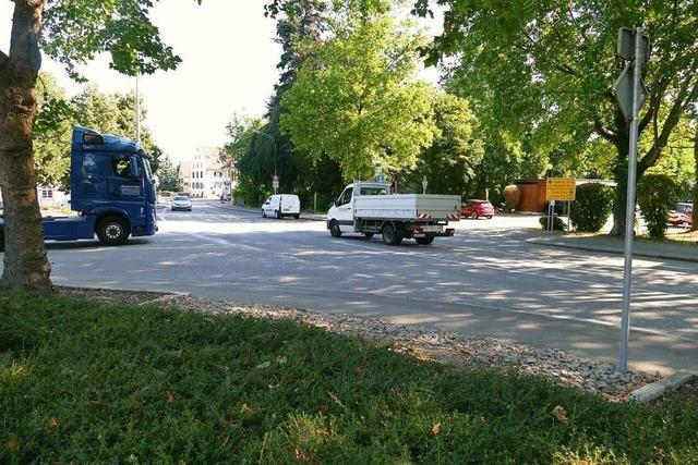 Bekommt Eimeldingen 2022 seinen Kreisverkehr?