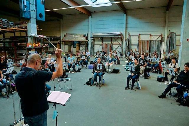 Wie Musikvereine im Hochschwarzwald sich nach der Pandemie-Pause auf Konzerte vorbereiten