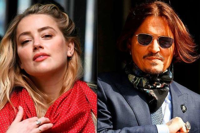 Johnny Depp gegen Amber Heard: Rosenkrieg mit zwei Verlierern