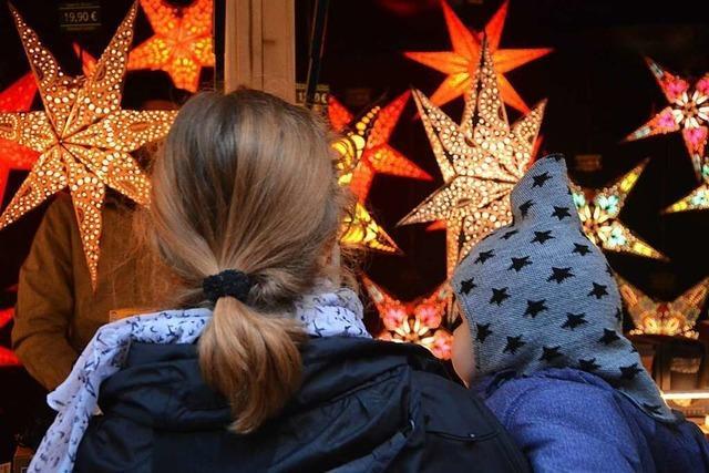 Der Lörracher Weihnachtsmarkt wird wegen Corona abgesagt