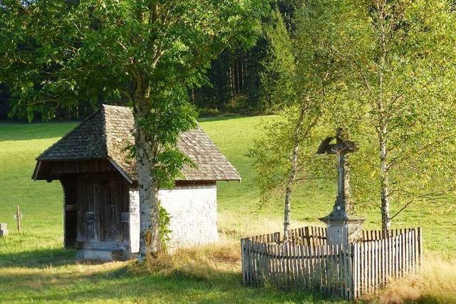 Die Kapellen zwischen Thurner und Jostal erzählen Geschichten aus der Vergangenheit