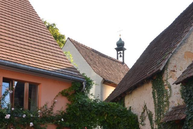 Die Glöcklehofkapelle in Bad Krozingen ist wohl die älteste Kapelle der Region