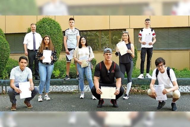 Schüler aus 16 Nationen