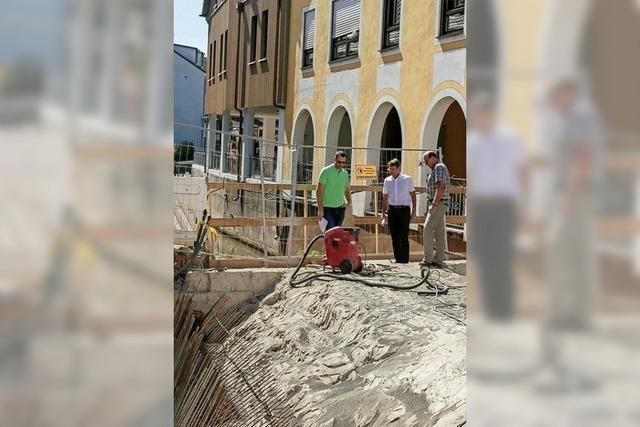 Brückensanierung dauert noch bis Ende September