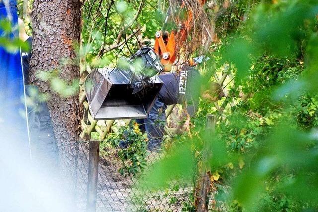 Vermisstenfall Maddie: Polizei gräbt zwei Tage lang im Kleingarten