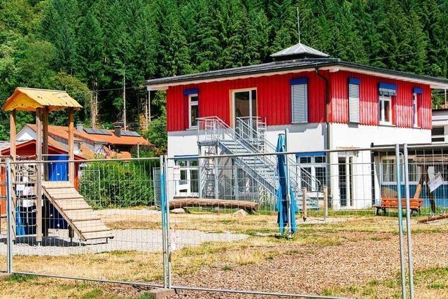 Der Kindergarten in Hausen wird um halbe Million Euro teurer