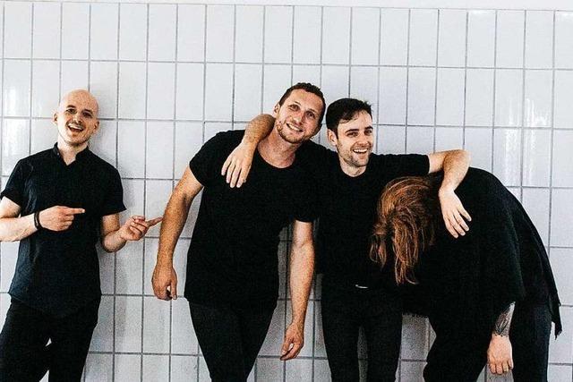 Wie es die südbadische Band Von Welt in die Albumcharts schafft