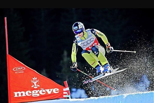 Der Bernauer Tobias Baur rast jetzt für die Schweiz talwärts