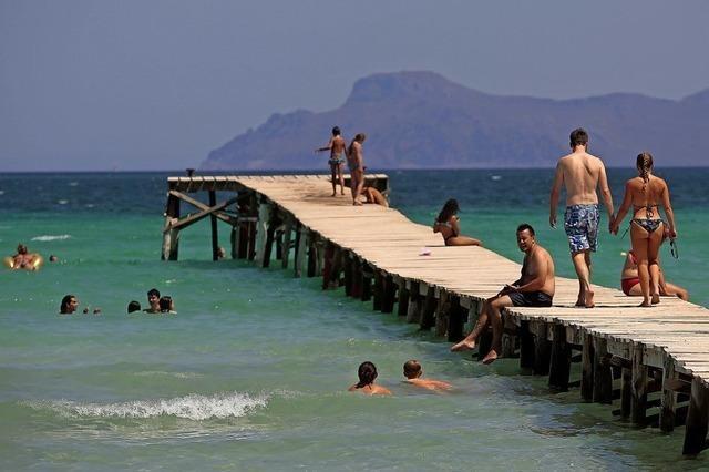 Mallorca kämpft mit dem Virus