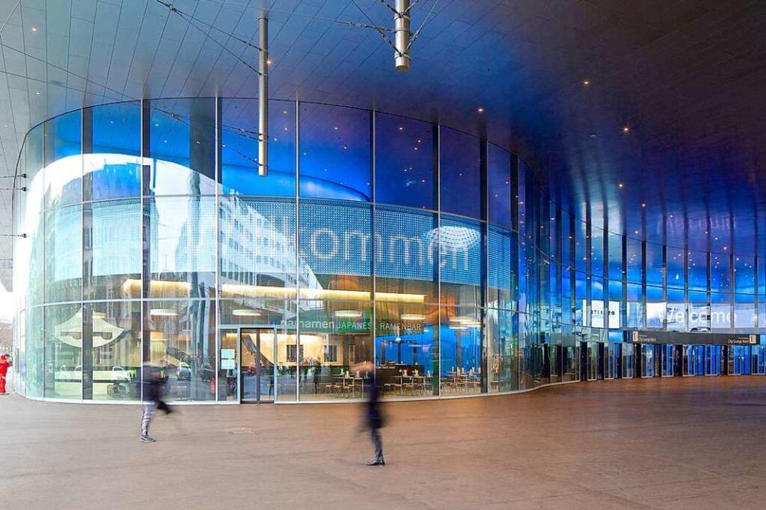 Bei der Messe Schweiz steht eine richt... Aktionärsversammlung an (Symbolfoto).  | Foto: MCH Group