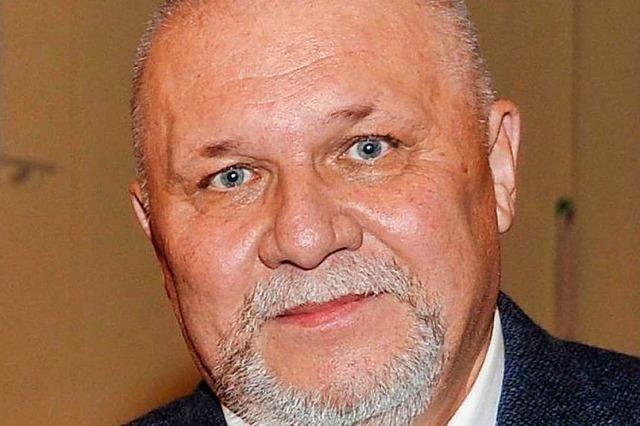 Britzingen trauert um langjährigen Turnvereinsvorsitzenden Günther Lichtblau