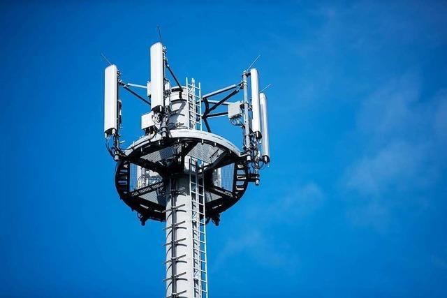 Telekom erweitert neun Standorte im Kreis Lörrach mit LTE