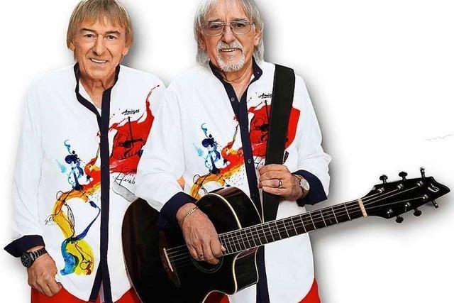 Ist das Schlagerduo Die Amigos jetzt erfolgreicher als die Beatles?