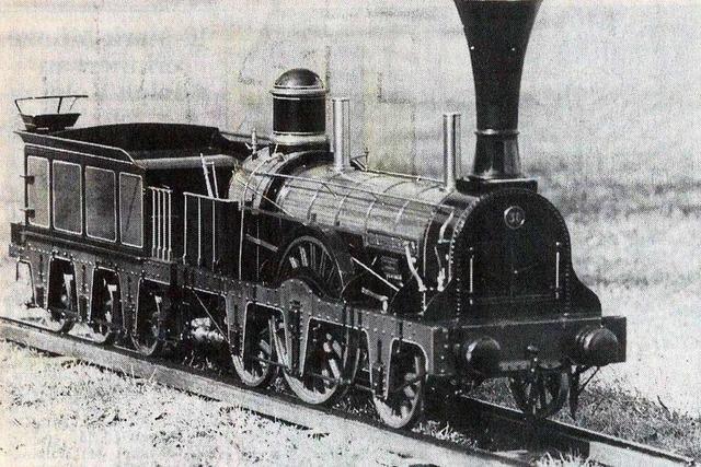 Rückblick: Warum am 30. Juli 1845 zum ersten Mal ein Zug durch Lahr fuhr