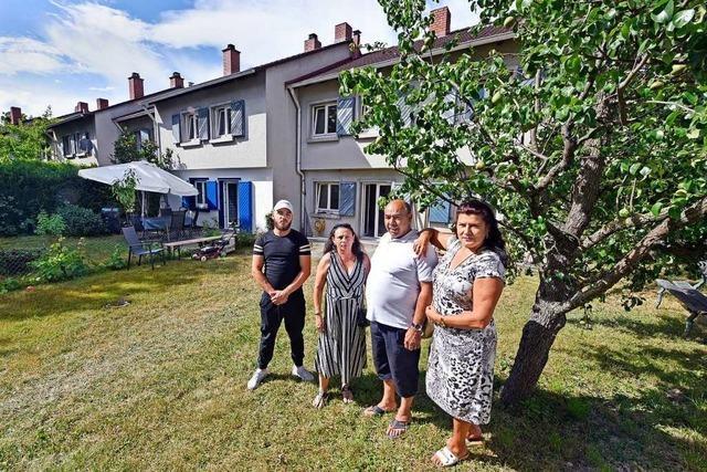 Sinti-Familien kritisieren möglichen Abriss von Reihenhäusern