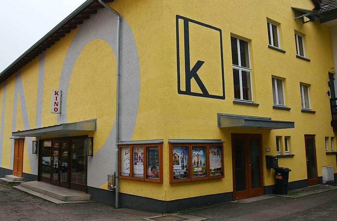 Das Kino in Kandern  | Foto: Victoria Langelott