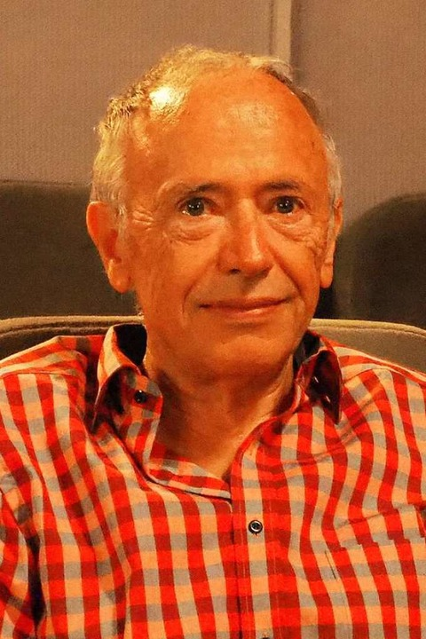 Uwe Trostmann  | Foto: Herbert Frey