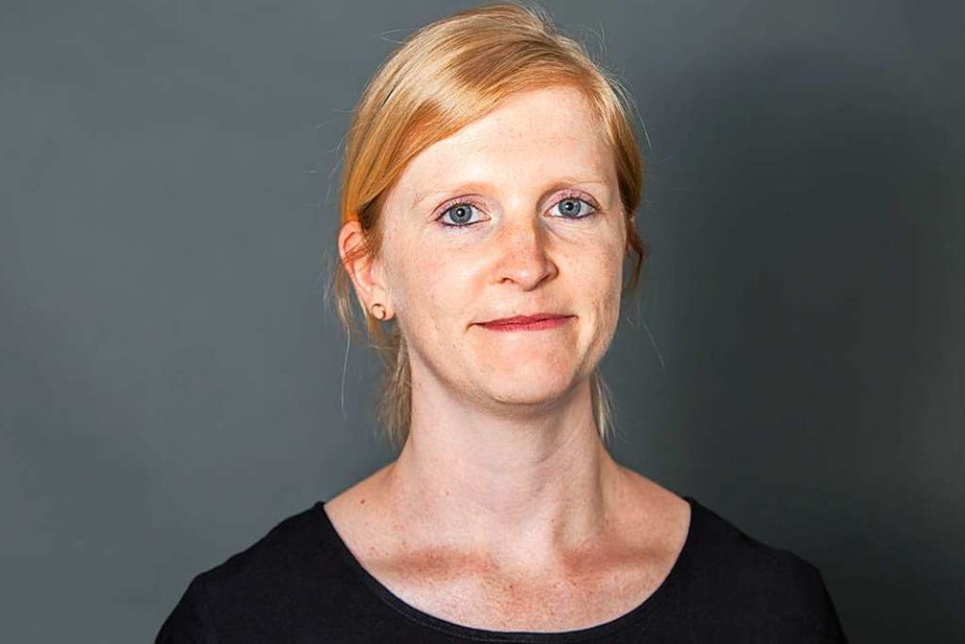 BZ-Redakteurin Lena Marie Jörger  | Foto: Carlotta Huber