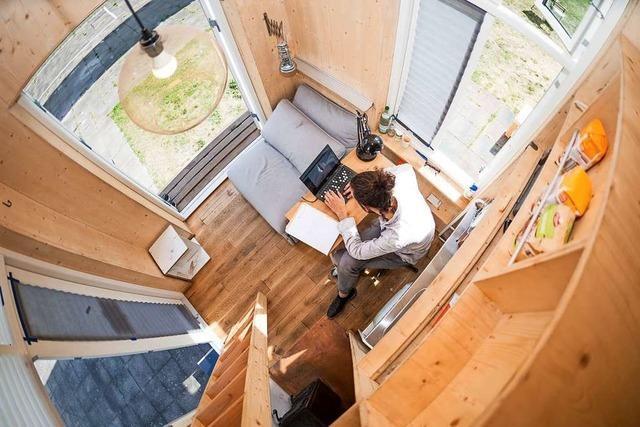Rheinfelderin kämpft weiter für den Bau der Mini-Häuser