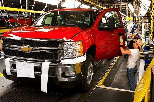 Bruttoinlandsprodukt der USA sinkt um 32,9 Prozent