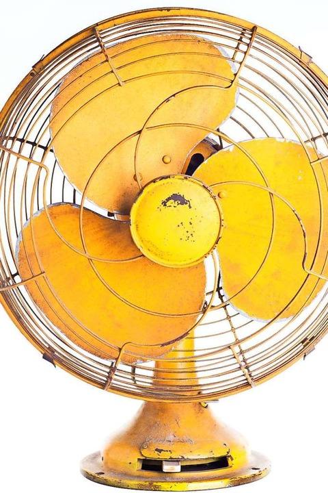 Ein treuer Freund bei ansteigender Hitze: Der Ventilator  | Foto: adobe
