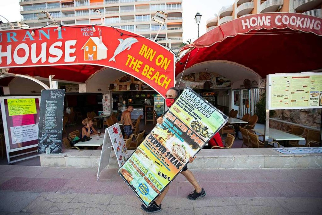 Szene aus Mallorca  | Foto: JAIME REINA (AFP)
