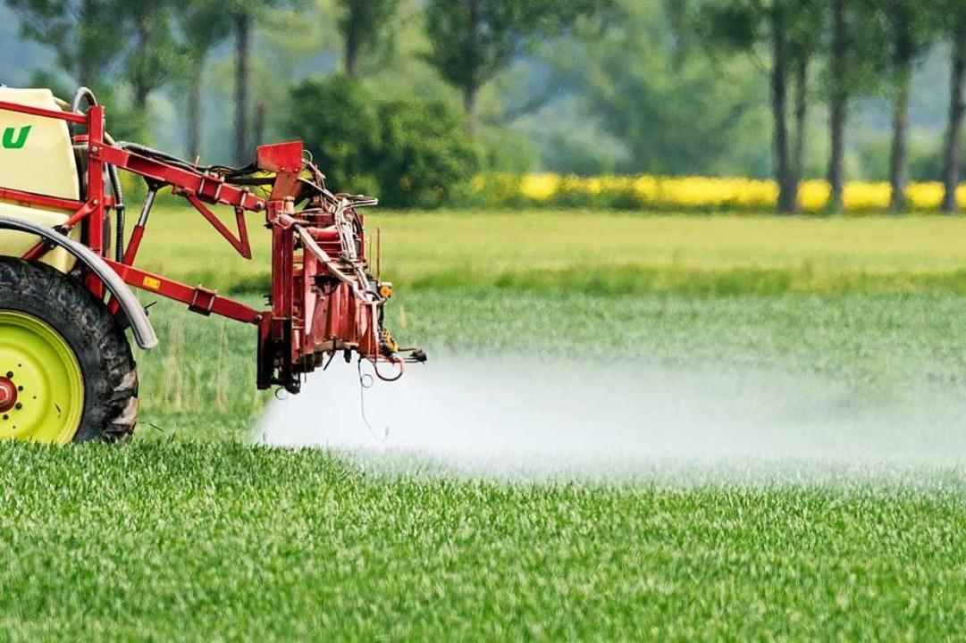 Der Naturschutzbund will eine wirkstof...der Pestizide durchführen (Symbolbild)  | Foto: Patrick Pleul