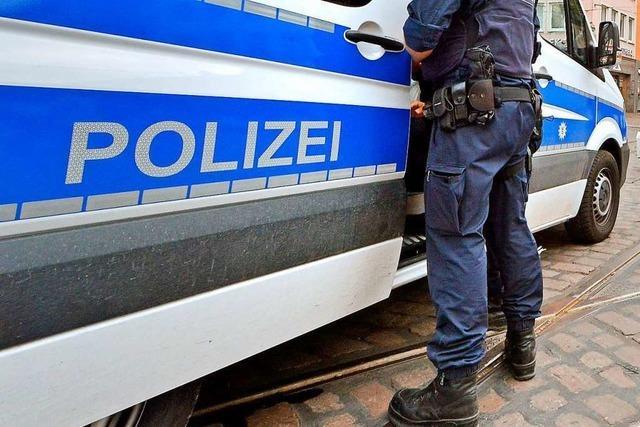 Mehrere Fluchtversuche nach Schlägerei in Freiburger Innenstadt