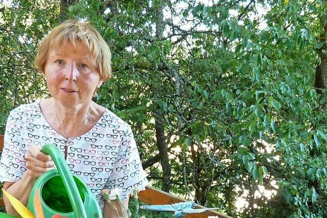 Nach 25 Jahren nimmt Dorothea Schlatter Abschied von der Grundschule Löffingen