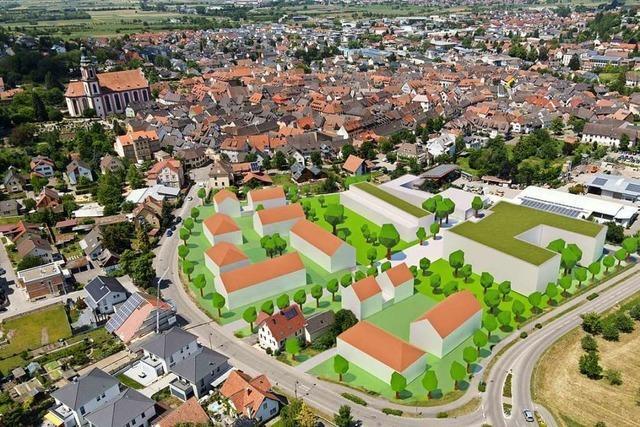 Kein Wohnen im geplanten Ettenheimer Quartier Espen-Süd
